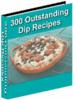 Thumbnail 300 Dip Recipes !