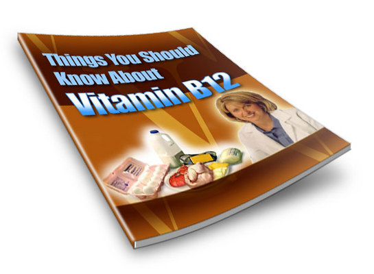Product picture Things You Should Know About Vitamin B12 !