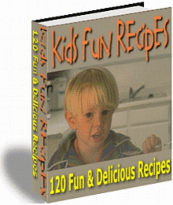 Product picture Kids Fun Recipes !
