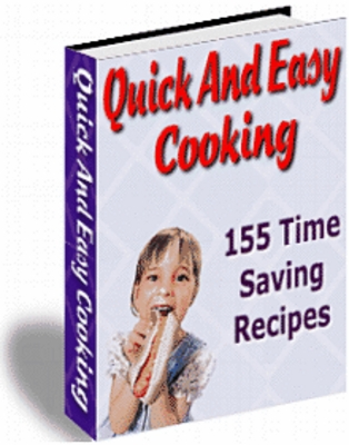 Product picture Quick & Easy Cooking !
