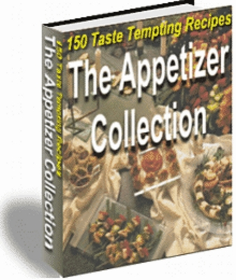 Product picture The Appetizer Collection !