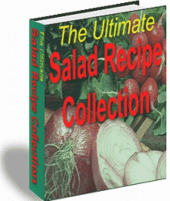 Product picture The Ultimate Salad Recipe Collection !