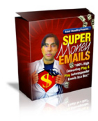 Product picture Super Money Emails !