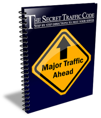 Product picture Secret Traffic Code - Increase Your Traffic Step By Step !