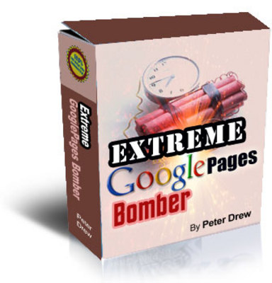 Product picture Extreme Google Pages Bomber !