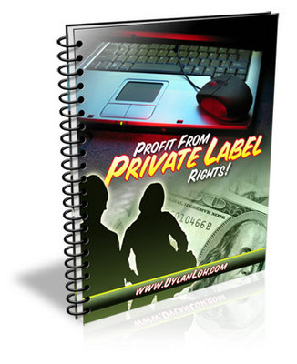 Product picture Profit From Private  Label Rights!