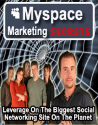 Product picture MySpace Marketing Secrets !