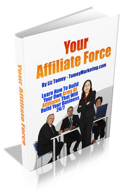 Product picture Your Affiliate Force !